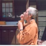 Prabhasa Dharma zenji, 1990
