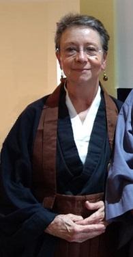 Zen teacher Genno Carretero